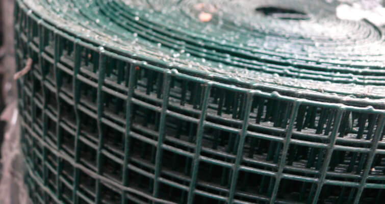 PVC Coated Welded Wire Mesh - Wire Mesh Manufacturer in China